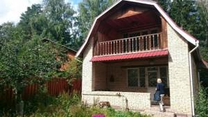 Продам дом-дачу в престижном поселке Ватутинки(Троицк)